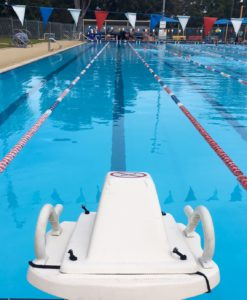 Jump in with an Aquabike training exercise consult